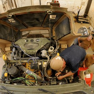 Tactical Vehicle Maintenance