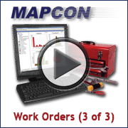 MAPCON Work Orders 3 of 3