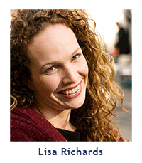 Lisa Richards, Educational Outreach Writer