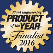 Plant Engineering 2016 Product of the Year Finalist