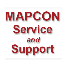 MAPCON Service and Support